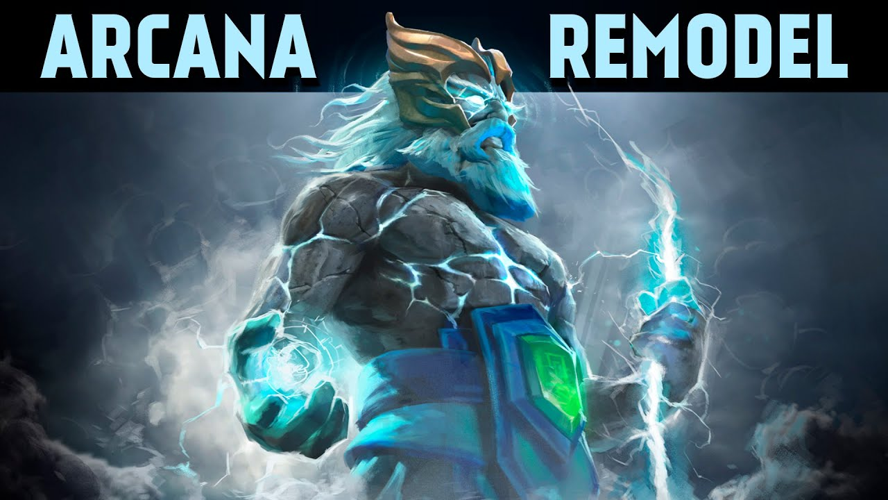 Dota 2 Arcana: New Model And Arcana Preview