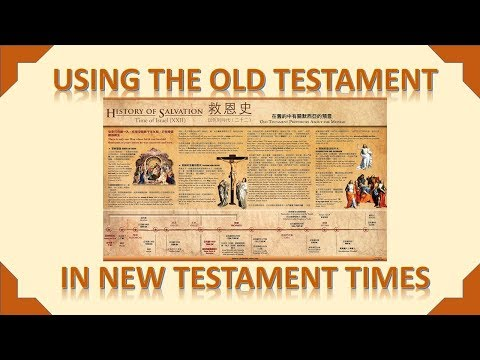 Using the Old Testament in New Testament Times