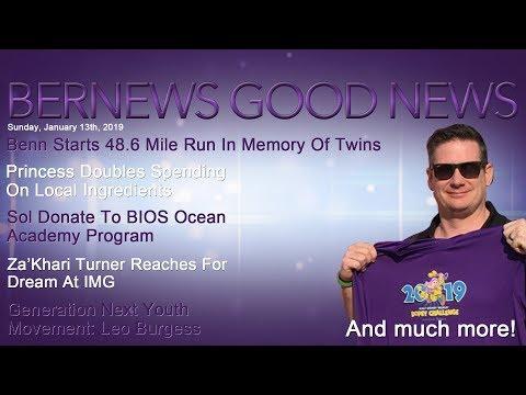 "Bernews ""Good News"" Sunday Spotlight, January 13, 2019"