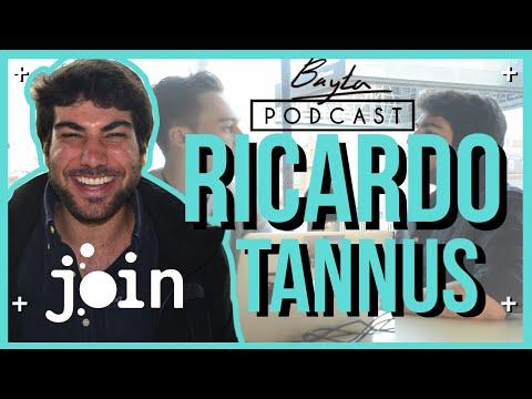 Ricardo Tannus - JOIN the Dinner Recruitment Startup, Growing up in Brazil, AB InBev, LDN Startups!