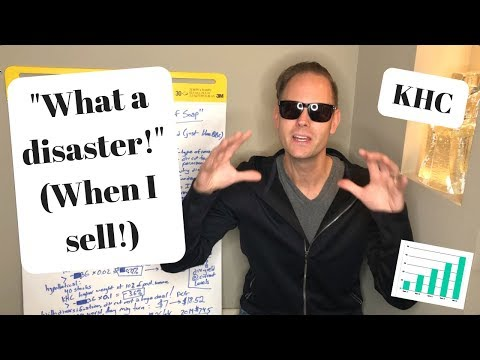 Sell, Sell, SELL!!! (How I Determine When To Sell A Loser Stock)