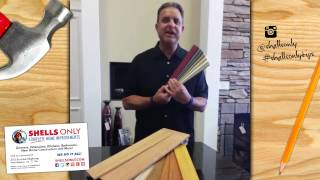 Siding Your Home With Cedar Shingles | Fifteen Second Tips By Shells Only