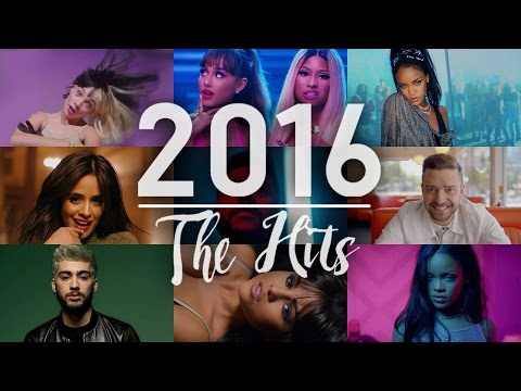 HITS OF 2016 | Year - End Mashup [+150 Songs] (T10MO)