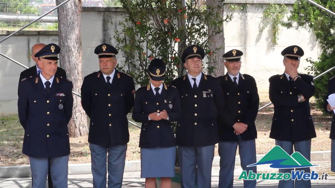 L\'AQUILA: INAUGURATO IL NUOVO CENTRO UNICO DELLA POLIZIA STRADALE ...