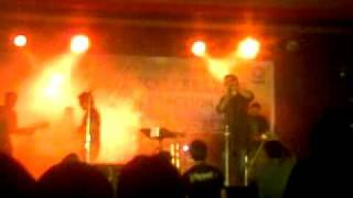 NorthEast Breeze performing at Jorhat Engg. College Golden Jubilee Celebration 2010