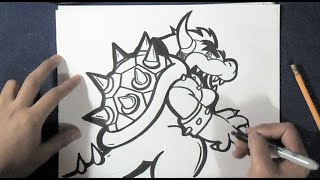как рисовать дракон баузер - Марио(рисунок дракон музыка (Audiomicro.com) I Got My… Hip Hop Rap Instrumental., 2014-12-15T20:35:58.000Z)