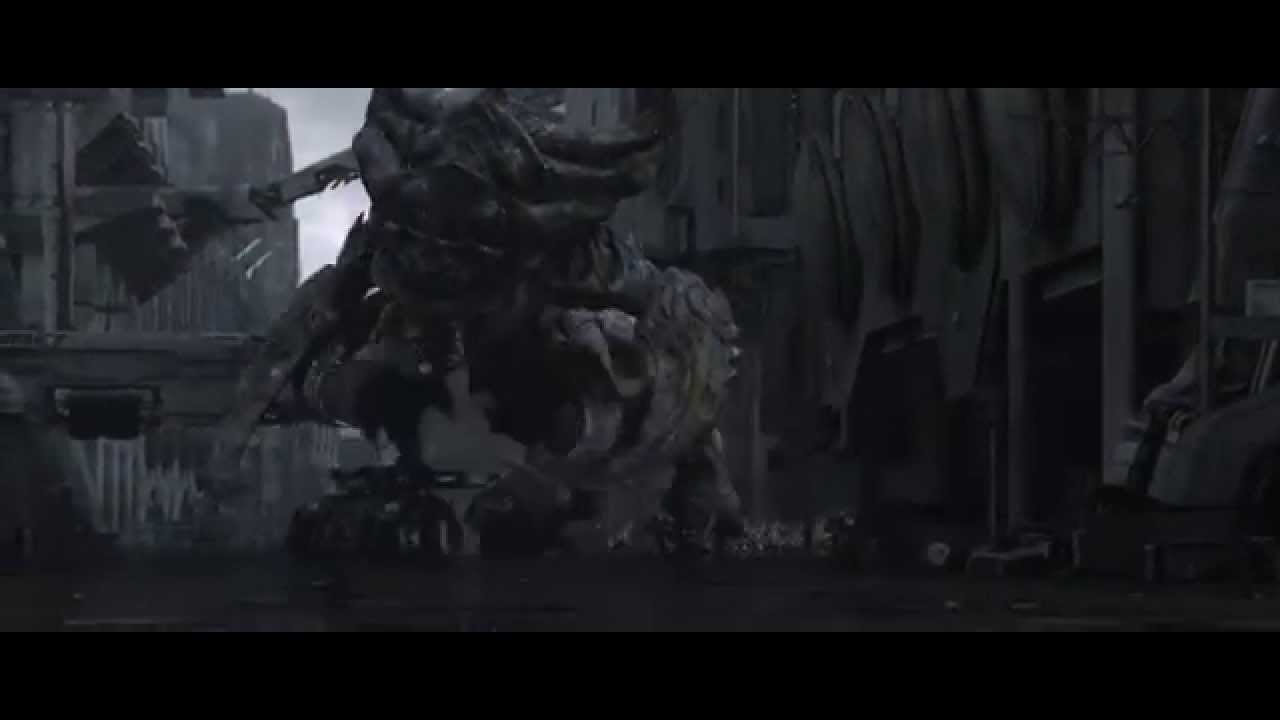 StarCraft II Heart or the swarm - Enjambre intro ultra wide 21:9