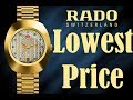 Best Of 10 Rado Watch Deal You Can Get In 2019 / Rado Diastar Watch For Men Going At Very Low Price
