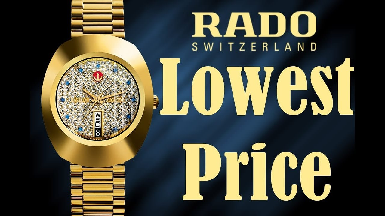 Best Of 10 Rado Watch Deal You Can Get In 2019 Rado Diastar Watch For Men Going At Very Low Price