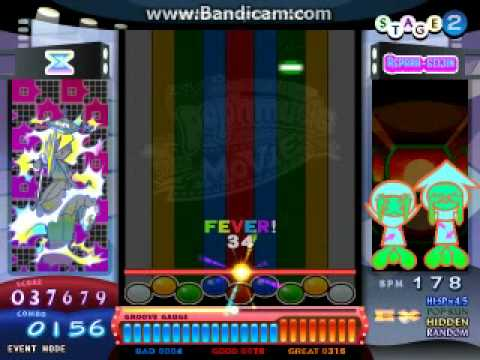 [Pop'n music 17 The Movie] Manhattan Sports Club {Turban} EX 41 ~ Dualshock 2