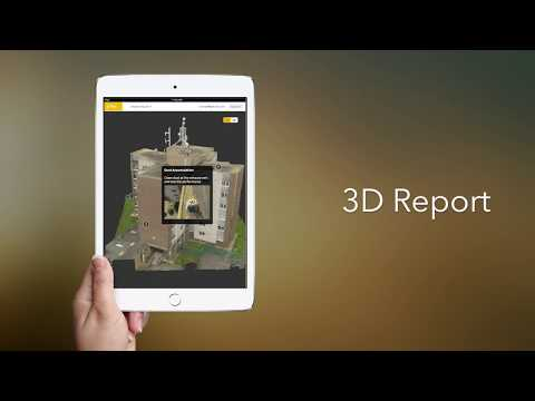 Trik - Drone 3D mapping and reporting software for structure inspection