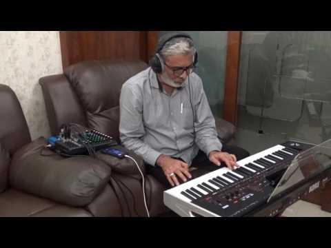 Neele Neele Ambar Par Instrumental from Kalakar movie