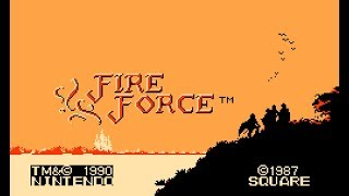 Fire Force OP 1 - Inferno [8-bit; VRC6]