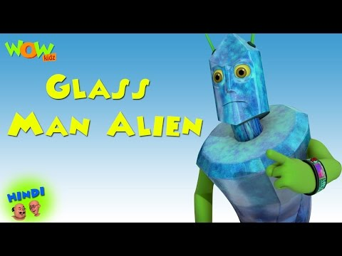 Glass Man Alien - Motu Patlu in Hindi WITH ENGLISH, SPANISH & FRENCH SUBTITLES thumbnail