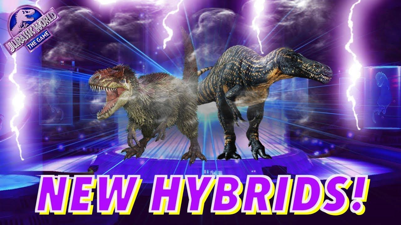 4 New Hybrids The 3 Best In Juric World