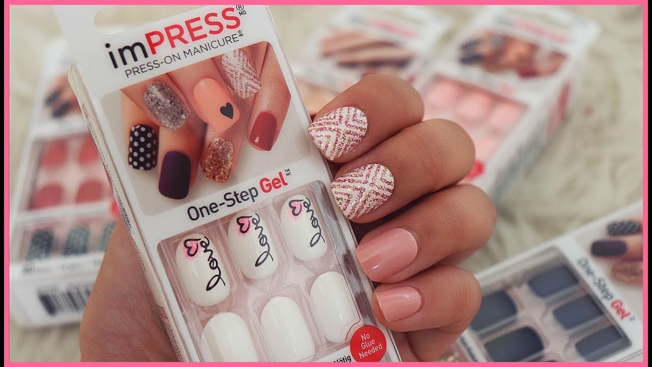 REVIEWING THE BEST PRESS ON NAILS I AINT LYING