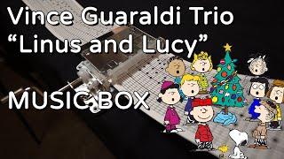Vince Guaraldi Trio - Linus and Lucy (MUSIC BOX)