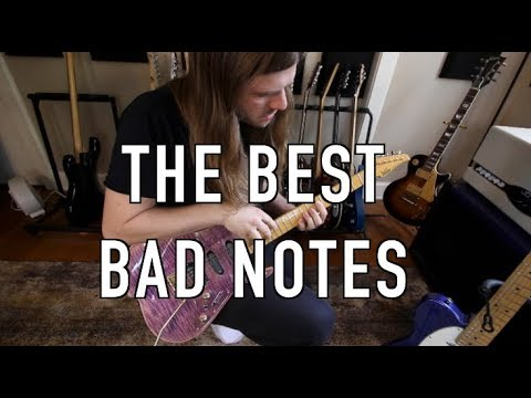 Adding The Best Bad Notes (ft David Walliman)