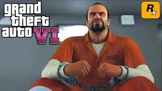 """GTA 6 - Grand Theft Auto 6: """"Официальный трейлер"""" игры"""