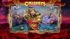 Cai Shen Kingdom jackpot