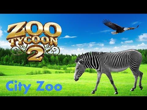 Zoo Tycoon 2 - City Zoo (Episode 6) - Primate House!