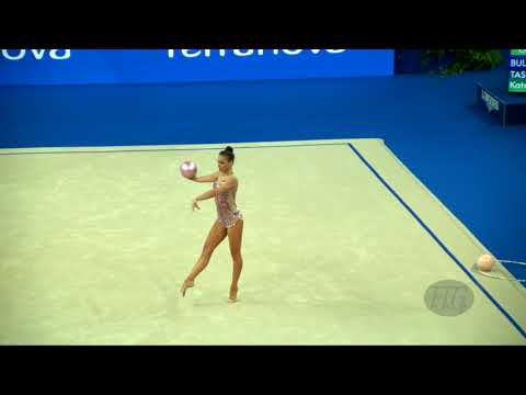 TASEVA Katrin (BUL) - 2017 Rhythmic Worlds, Pesaro (ITA) - Qualifications Ball