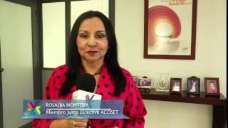 Rosalba Montoya Invita al Foro ACOSET 2016.