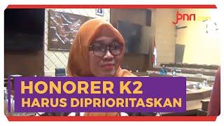 Perjuangan Honorer K2 Tinggal Selangkah Lagi? - JPNN.com