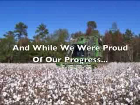 Rebuilding Demand For American Organic Cotton Farms, Mills, & Tailros