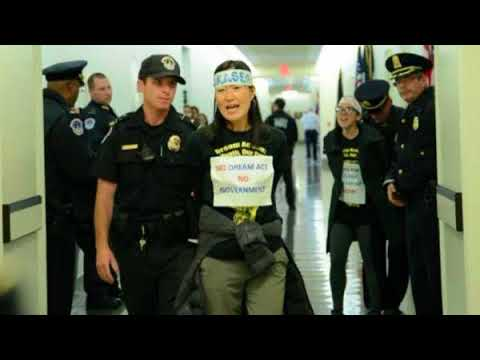 19 Asian-Americans Arrested At Paul Ryans Office Pushing For Dream Act