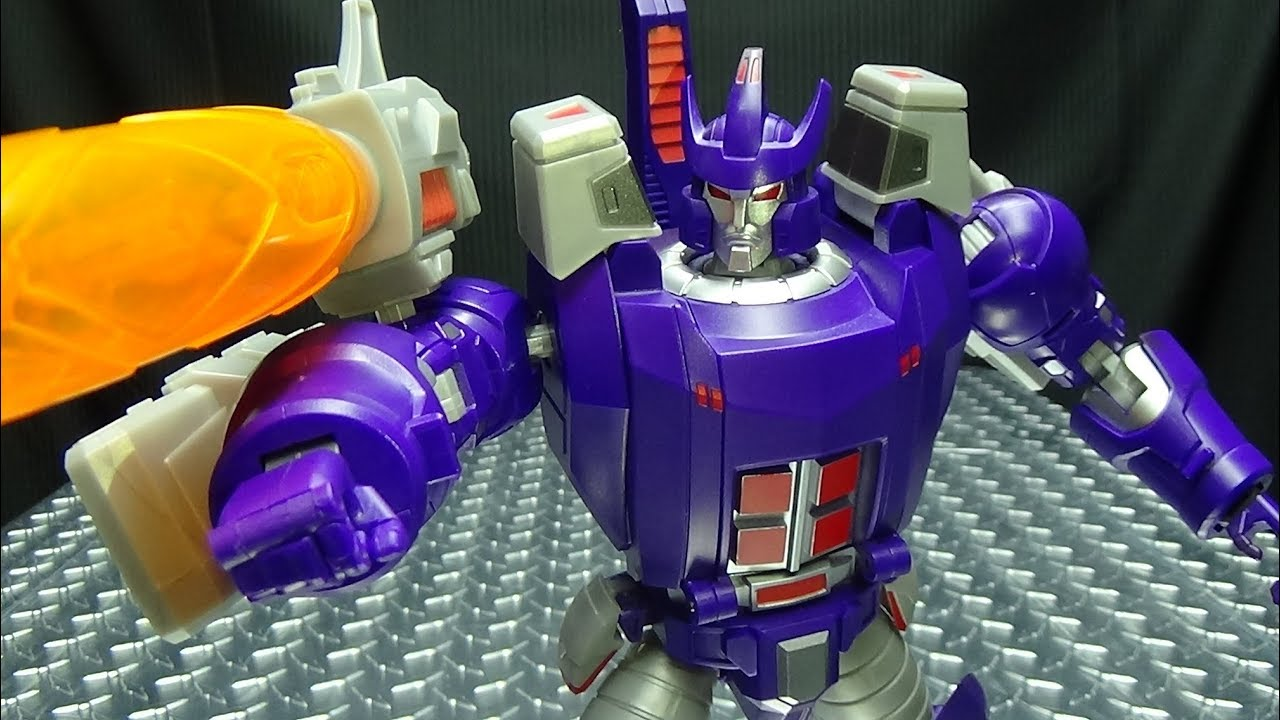 New Transformers Openplay Toy Big Cannon Galvatron Figure In Stock