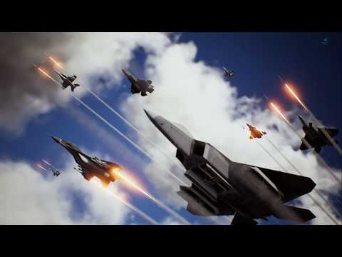 Ace Combat 7: Final Mission & Boss + Ending