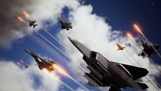 Ace Combat 7: Final Mission u0026 Boss + Ending