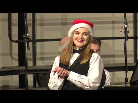 Winton Woods High School Choir and Orchestra Holiday Concert: December 6, 2017