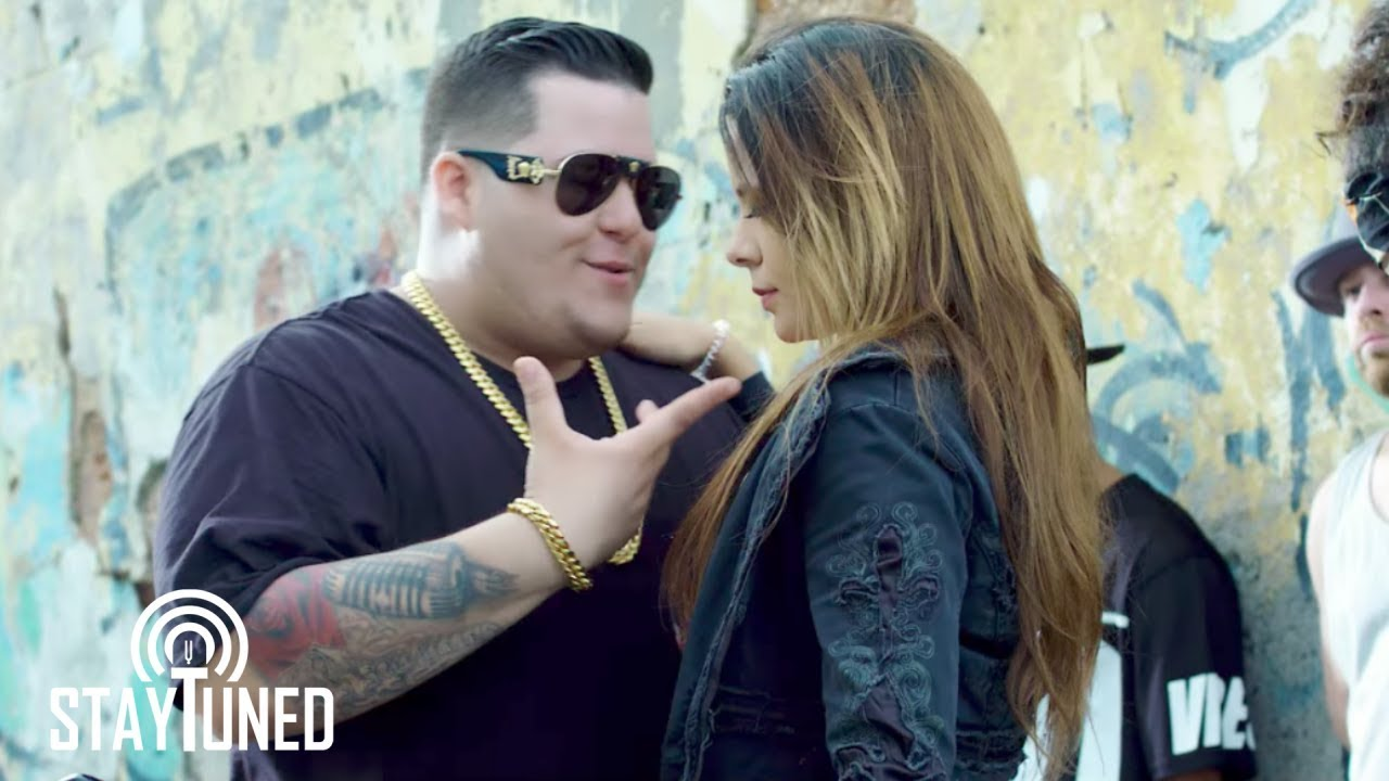 Sammy & Falsetto - Imaginé (feat. Lenny Tavarez) [Video ...