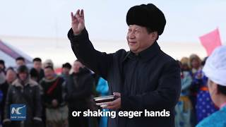 Xinhua Special: Why does Xi Jinping visit the rural poor before Chinese New Year?