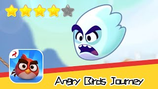 Angry Birds Journey 40 Walkthrough Fling Birds Solve Puzzles Recommend index four stars