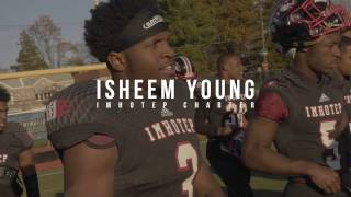 Isheem Young - #2 Safety in Class of 2018 (ESPN #56 overall)