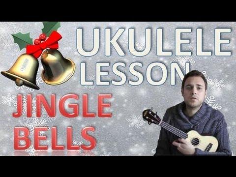 Jingle Bells - Christmas Songs - Ukulele Songs - Popular Christmas Songs -  Easy Ukulele Song