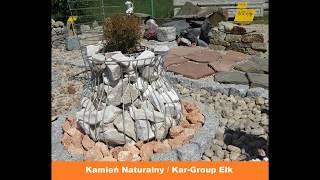 Kamień naturalny / ogrodowy, kostka granitowa Olecko / Kar-Group