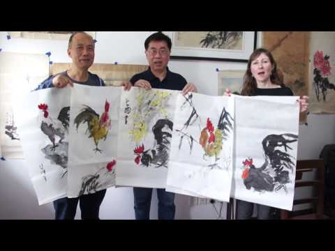 Lesson 52 Zodiac Rooster for 2017 Chinese new year (Trailer)