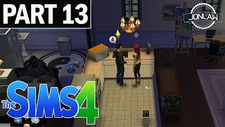 The Sims 4 Gameplay Walkthrough - Part 13 FIRST DATE - Let