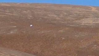 OVNI en desierto de Atacama - Antofagasta - foo fighter