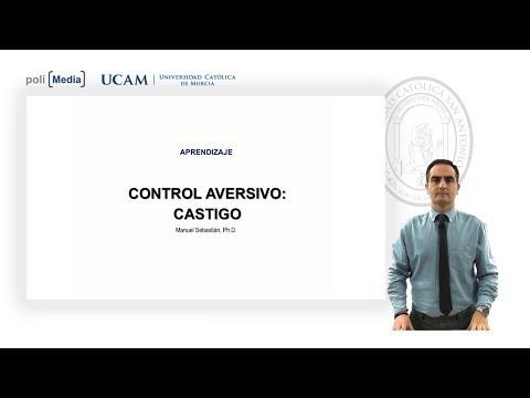 Aprendizaje - Control Aversivo: Castigo - Manuel Sebastián Carrasco