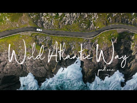 Vanlife Ireland | The World's Largest Coastal Roadtrip | Wild Atlantic Way Part 1
