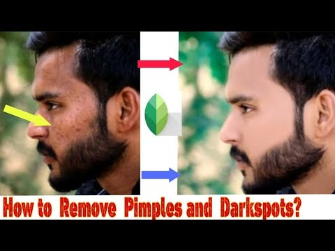 How to Clean Face +Remove Pimples + Clear Face by Editing | Cb Editing by Vishal Rajput
