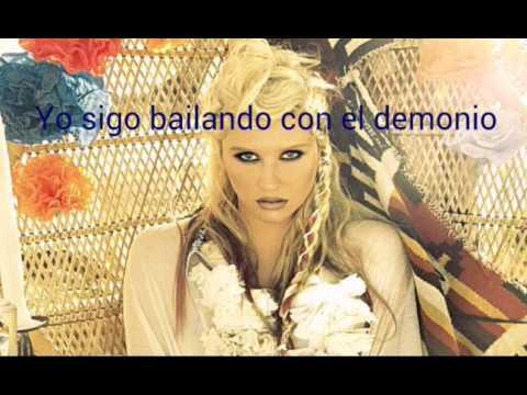 Kesha - Dancing With The Devil (Subtítulos en Español)