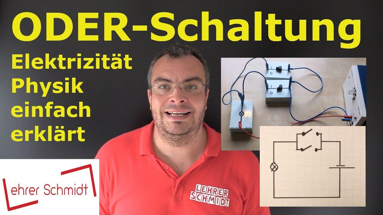 Elektrische Schaltungen Mathe Brinkmann 2