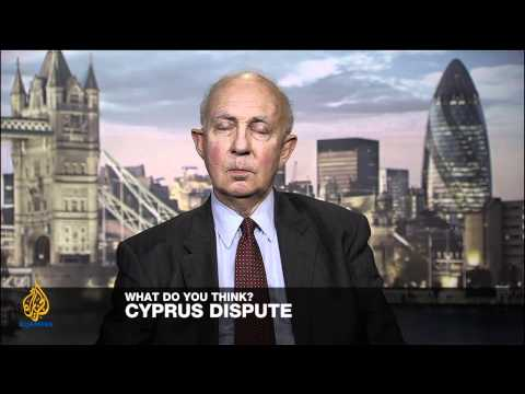Riz Khan - Cyprus: Time for formal partition?