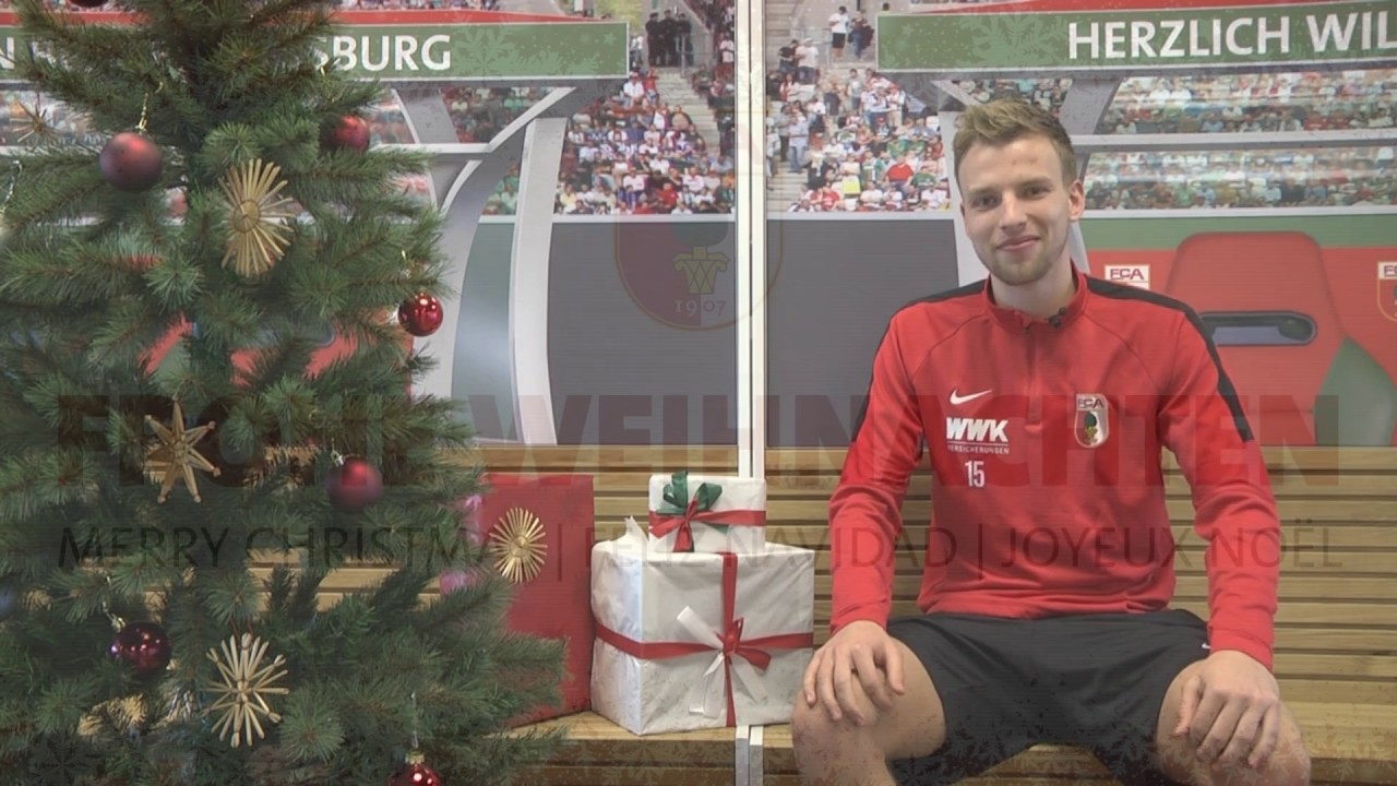 16/17 // Frohe Weihnachten // Marvin Friedrich - YouTube